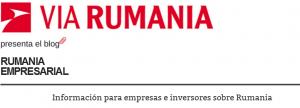 Rumania Empresarial Blog