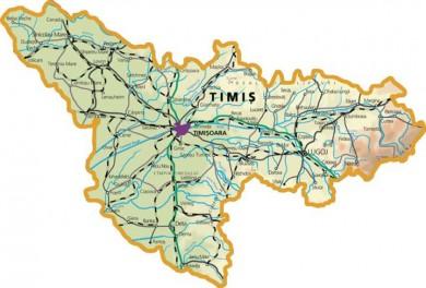Previsiones para provincia de Timis en 2016